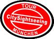 Stadtrundfahrten München | CitySightseeing München Logo